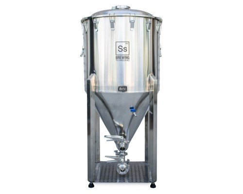 Конический стальной ферментер (ЦКТ) Ss Brewtech Chronical 1 BBL Brewmaster (155 л)