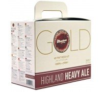 Солодовый экстракт Muntons Gold Highland Heavy Ale (3 кг)