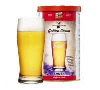 Солодовый экстракт Thomas Coopers Golden Crown Lager (1,7 кг)