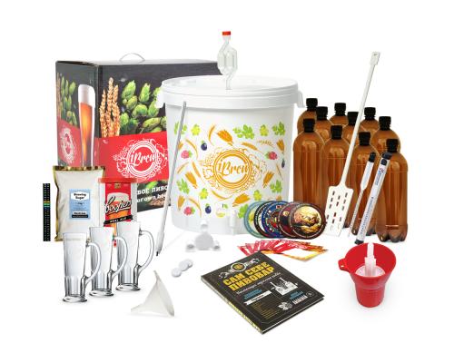 Домашняя пивоварня iBrew Starter Kit Deluxe, 30 л