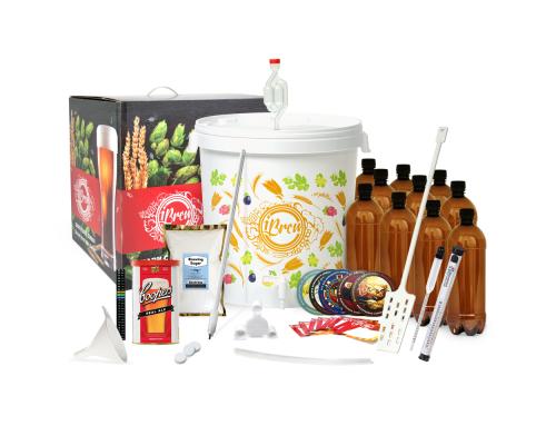 Домашняя пивоварня iBrew Starter Kit Standart, 30 л