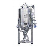 Конический стальной ферментер Ss Brewtech 7 gal Unitank (26 л)