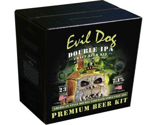 Bulldog Evil Dog American Double IPA (4,7 кг)