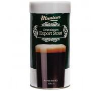 Солодовый экстракт Muntons Connoisseurs Export Stout (1,8 кг)