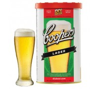 Солодовый экстракт Coopers Lager (1,7 кг)
