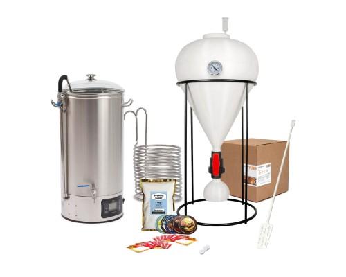 Домашняя пивоварня FastFerment 53 iBrew Auto Kit