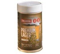 Солодовый экстракт Finlandia Premium Lager (1.5 кг)