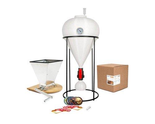 Домашняя пивоварня Fastferment 53 Maltmill Kit