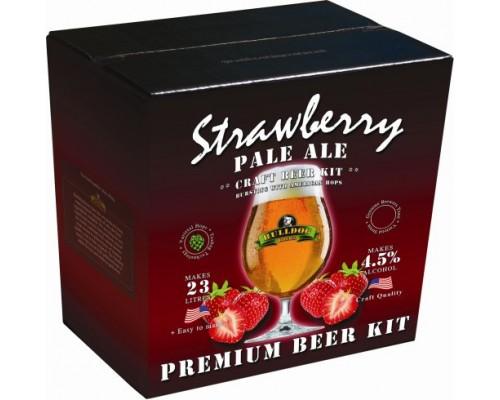BullDog Strawberry Pale Ale (3,1 кг)