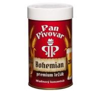 Солодовый экстракт Pan Pivovar Bohemian Премиум, 1,5 кг