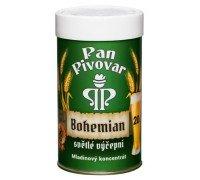 Солодовый экстракт Pan Pivovar Bohemian Светлое, 1,5 кг