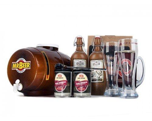 Домашняя мини-пивоварня Mr.Beer 2010 Edition