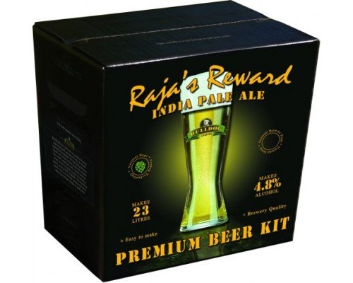 BullDog Raja's Reward India Pale Ale (3,4 кг)