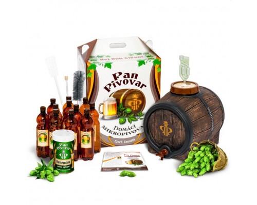 Домашняя пивоварня «Pan Pivovar», 25 л