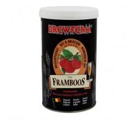 Солодовый экстракт Brewferm Малиновое/Framboos/Raspberry (1,5 кг)