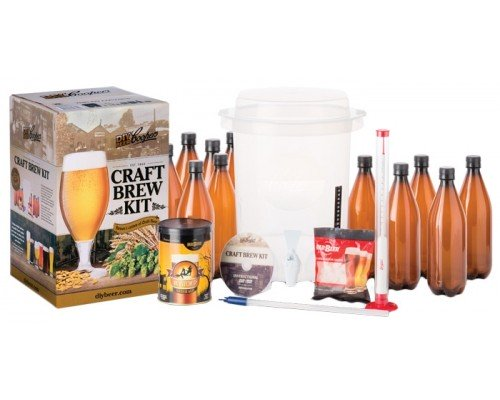 Пивоварня Coopers DIY Beer Craft Brew Kit (мини) 10 л