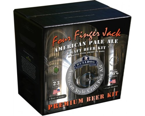 Bulldog Four Finger Jack American Pale Ale (3,6 кг)