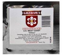 Сухие пивоваренные дрожжи верхового брожения Gozdawa U.S. West Coast Chico, 10 г