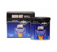 Солодовый экстракт Mr.Beer Patriot American Lager 0,85 кг