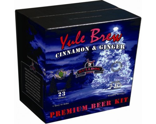BullDog Yule Brew Cinnamon & Ginger (3,8 кг)