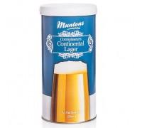 Солодовый экстракт Muntons Connoisseurs Continental Lager (1,8 кг)