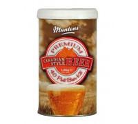 Солодовый экстракт Muntons Premium Canadian Style Beer (1,5 кг)