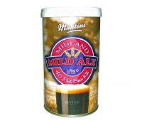 Солодовый экстракт Muntons Premium Midland Mild Ale (1,5 кг)