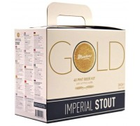 Солодовый экстракт Muntons Gold Imperial Stout (3 кг)