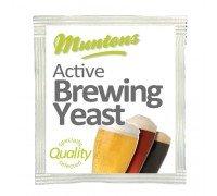 Сухие пивоваренные дрожжи Muntons Active Brewing Yeast (6 г)