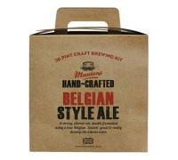 Солодовый экстракт Muntons Premium Gold Belgian Style Ale (3,6 кг)