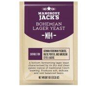 Сухие пивоваренные дрожжи Mangrove Jack's Bohemia Lager M84, 10 г