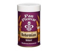 Солодовый экстракт Pan Pivovar Bohemian Bitter, 1,5 кг
