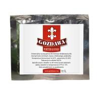 Сухие пивоваренные дрожжи Gozdawa Porter & Kvass, 10 г
