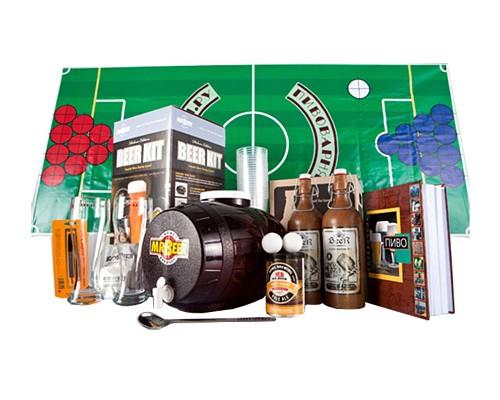Домашняя мини-пивоварня Mr.Beer Super Cup