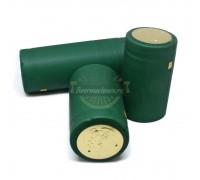 Термоусадочные колпачки зелёные, 10 шт.
