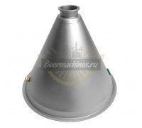 Коническая крышка куба Prime «Доктор Градус», Ø 340 мм, кламп 1,5