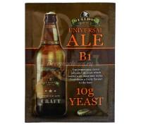 Сухие пивоваренные дрожжи BullDog B1 Universal Ale, 10 г