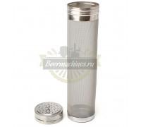 Фильтр корзина для хмеля, 7×30 см