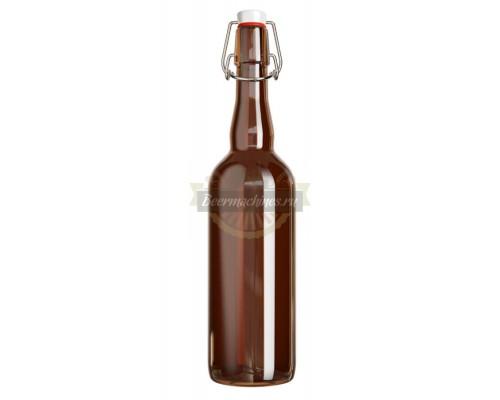 Бутылки с бугельной пробкой 0,75 л (12 шт.)