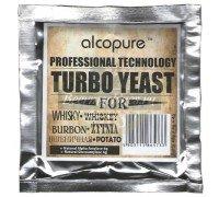 Дрожжи для виски Alcopure Whisky Turbo, 48 г