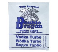 Дрожжи DoubleDragon Vodka Turbo с глюкоамилазой, 72 г