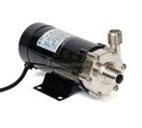 Насос с магнитной муфтой высокотемпературный MP-15RM/нержавейка