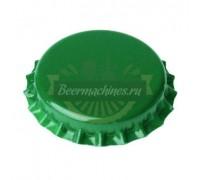 Кроненпробка «зелёная» со вспененной прокладкой ПВХ, 100 шт.