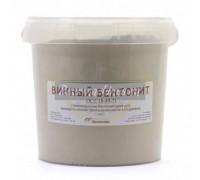Винный бентонит (кальциевый), 1 кг