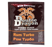 Дрожжи DoubleDragon Rum Turbo, 72 г