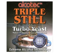 Спиртовые дрожжи Alcotec Triple Still