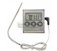 Электронный термометр-таймер