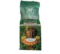 Винные дрожжи «Дрожжевой комбинат», 250 г (Беларусь)