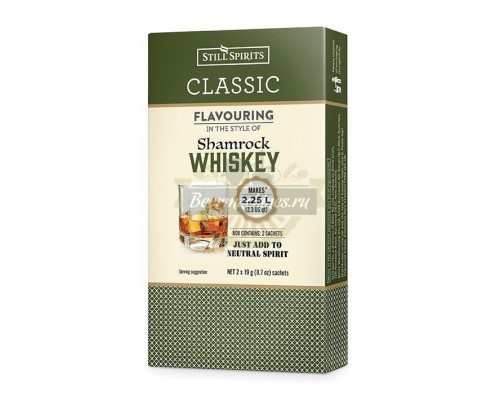 Эссенция Still Spirits «Shamrock Whiskey» Classic, на 2,25 л