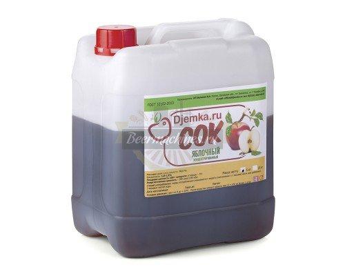 Яблочный концентрированный сок 5 кг